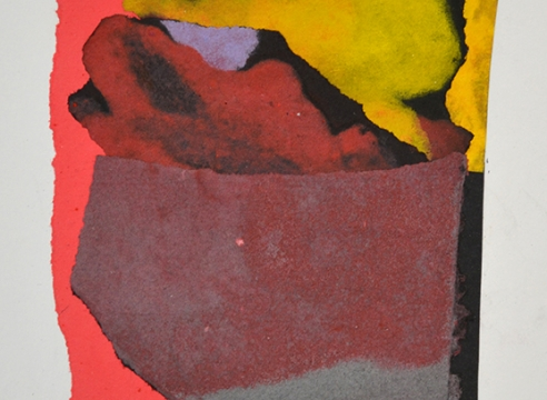 Mark Strand: Collages