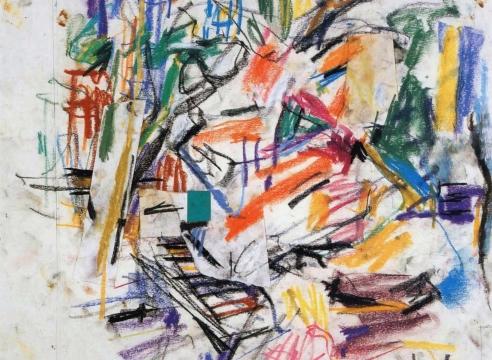 Louis Finkelstein: The Late Pastels, 1990-1999