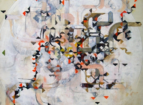 Abstraction: Four Painters