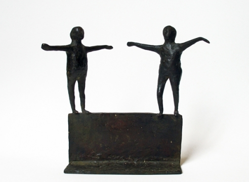 Louise Kruger: Clay And Bronze