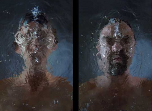 Bill Viola at the Royal Museums of Fine Arts of Belgium