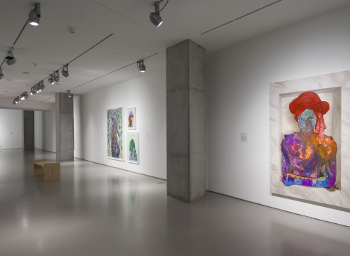Firelei Báez at Contemporary Arts Center Cincinnati