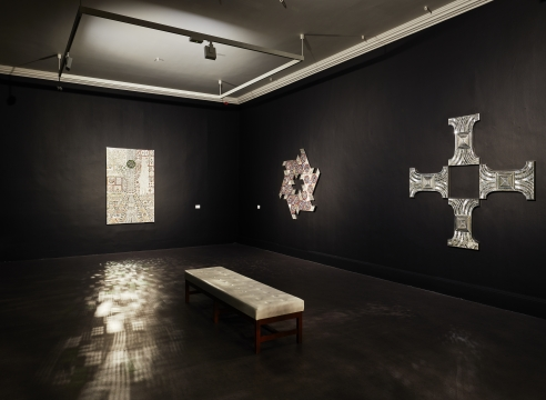 Monir Shahroudy Farmanfarmaian at Irish Museum of Modern Art