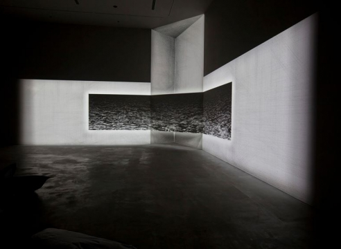Tabaimo at 21st Century Museum of Contemporary Art, Kanazawa, Japan