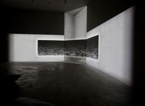 Tabaimo at 21st Century Museum of Contemporary Art, Kanazawa, Japan