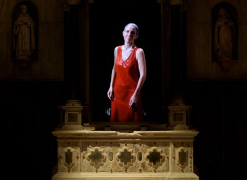 Bill Viola at the 52nd Venice Biennale