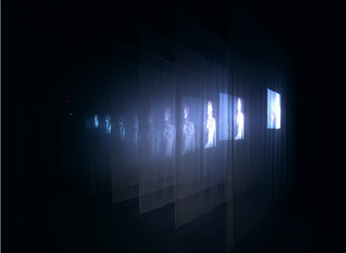 Bill Viola at the Guggenheim Bilbao