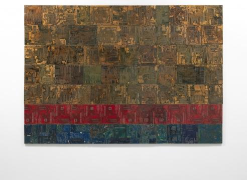 Elias Sime at The N'Namdi Center for Contemporary Art