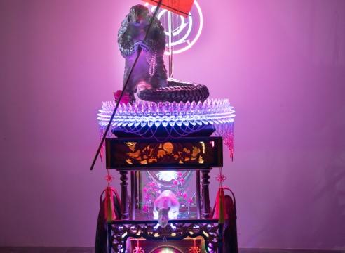 Tuan Andrew Nguyen at Mori Art Museum