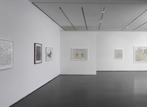 Simon Evans at the Kunsthalle Düsseldorf