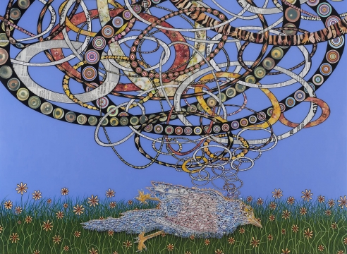 Fred Tomaselli