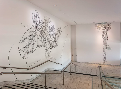 Tabaimo at the Hammer Museum