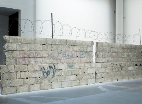 Teresa Margolles at the 58th Biennale di Venezia