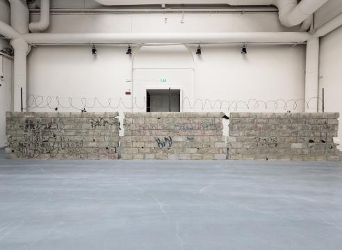 Teresa Margolles at the 58th Biennale di Venezia