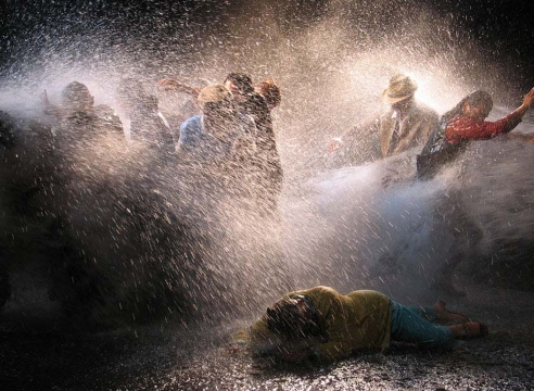 Bill Viola at Borusan Contemporary