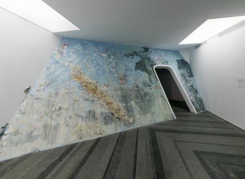 Firelei Báez in Future Generation Art Prize exhibition, PinchukArtCentre