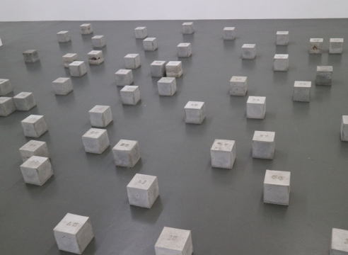 Teresa Margolles at Witte de With Contemporary Art