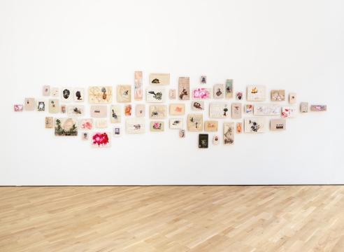 Firelei Báez at Kunstmuseum Wolfsburg