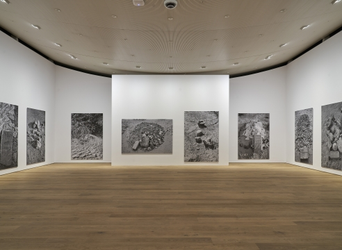 Gauri Gill at Tinguely Museum