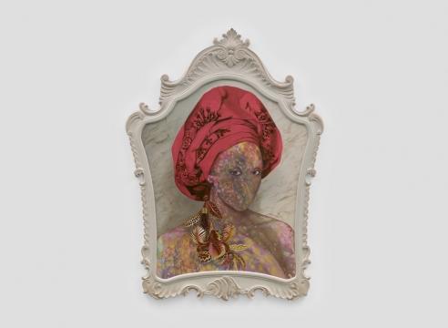 Firelei Báez at the Mandeville Gallery