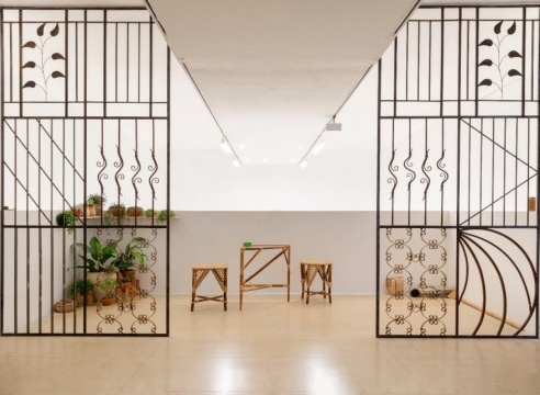Jordan Nassar at Center for Comtemporary Art Tel Aviv