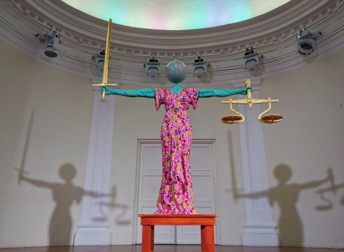 Yinka Shonibare CBE at The Arts House
