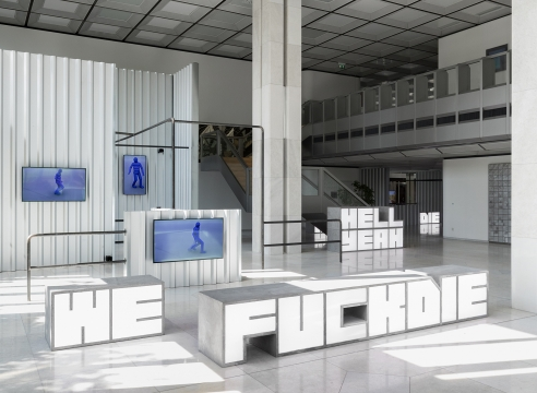 THE WORK OF HITO STEYERL