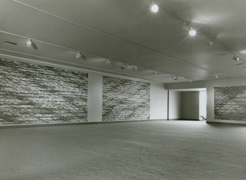 """Allan McCollum's Unstretched Canvases"" by Meredith Malone"