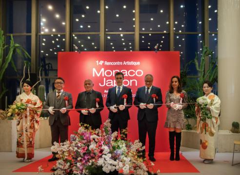 14ème rencontre artistique Monaco-Japon