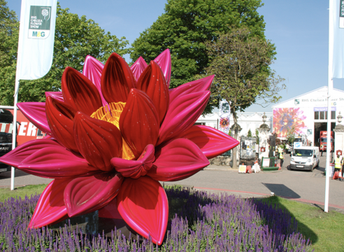 Love and Peace - RHS Chelsea Flower Show