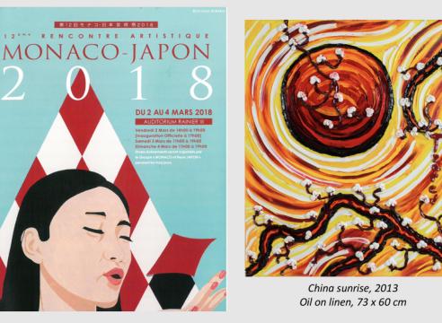 12ème Rencontre Artistique Monaco-Japon