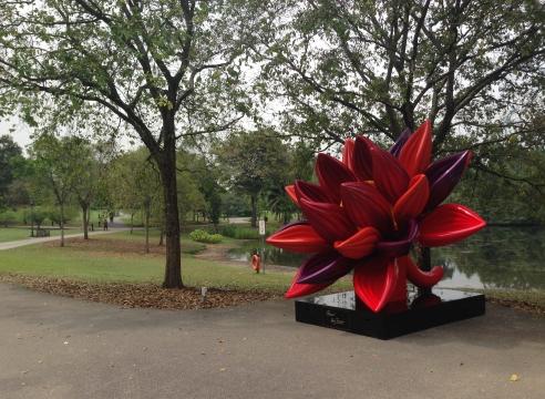 Love & Peace - Singapore Botanic Gardens