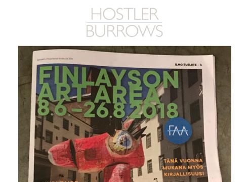 Finlayson Art Area, Aamulehti