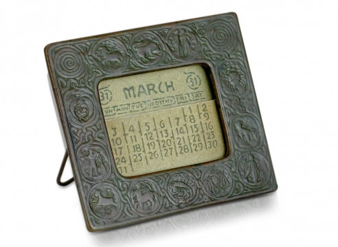 Zodiac Calendar Frame