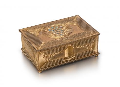 Abalone Humidor Box
