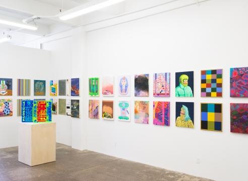 The Twenty by Sixteen Biennial 2019