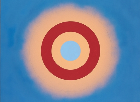 Kenneth Noland (1924 - 2010)