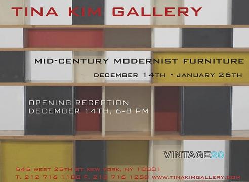Mid-Century Modernist Furniture