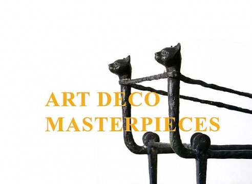 Art Deco Masterpieces