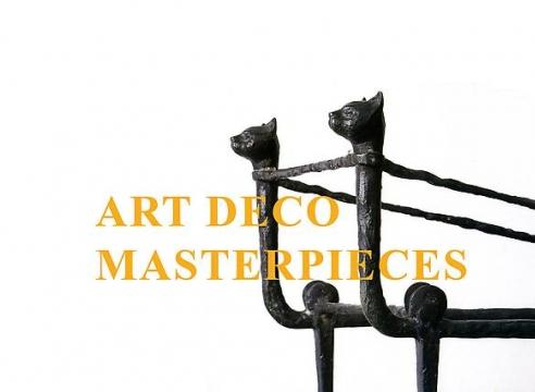Art Deco Masterpieces