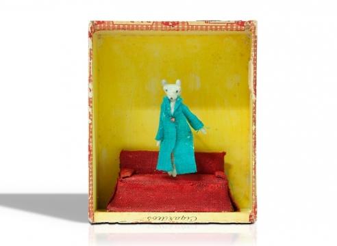 VIRGINIA McCRACKEN , Lady in Turquoise, 2020