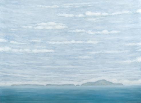 LIZ BRADY , Adrift Above the Islands, 2020