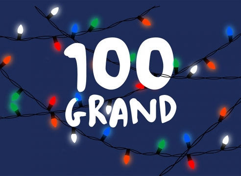 100 GRAND at Sullivan Goss