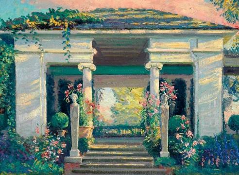 ARTHUR HAZARD (1872-1930)