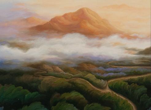 PHOEBE BRUNNER, The Desire Path
