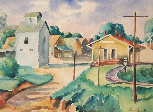 PAUL SAMPLE (1896-1974)