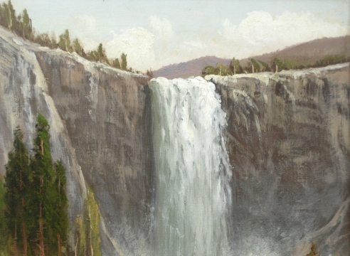 THOMAS HILL (1829-1908)