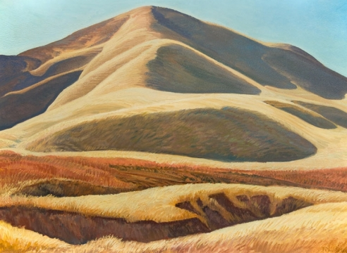 Ray Strong (1905-2006), California Gold, c. 1960