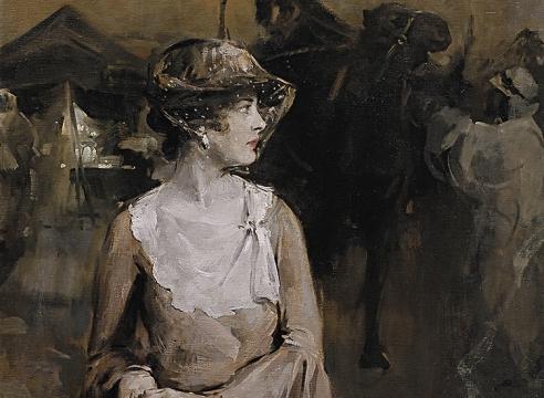 WILLIAM FREDERICK FOSTER, NA (1883-1953)