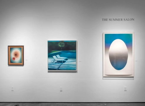 Summer Salon II, 2021 Installation Shot